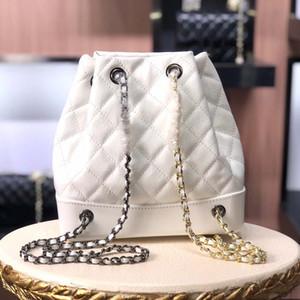 Genuine borse zaino in pelle per le donne di disegno di modo di spalla di lusso Borse borsa della signora Classic zaino / Zaino