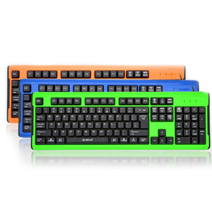 Pouco Sun 9821 Keyboard Wubi Keyboard Taiwan Cangjie Root extraposição Cabo Dustproof Typing Household Computer