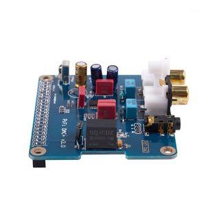 PIFI Digi DAC+ HIFI DAC o Sound Card Module I2S interface for Raspberry pi 3 2 Model B B+ Digital o Card Pinboard V2.0 B1