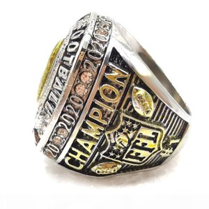 Fashion Classic Men's Ring NEW 2020 Fantasy Football FFL Champions Ring Manufacturers Fast Shipping