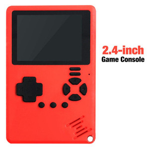 Retro TV Video Game Console Portable Mini Handheld Pockets Games Box 500 in 1 Arcade FC SUP NES Games Player for Children Xmas Toys