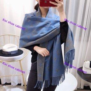 2020xshfbcl Sciarpa di corrispondenza dei colori della sciarpa autunno e di inverno dell'antilope Scialle di lana unisex lungo coreano