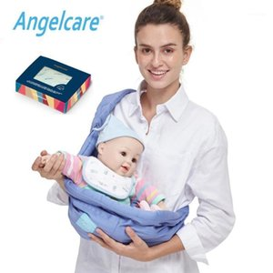 Angelcare Newborn Baby Carrier Swaddle Sling Infant Nursing Front Carry Wrap Pure Cotton Breastfeed Feeding Carry Bag1