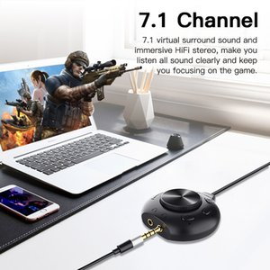 Bluedio Li Pro wired earphone 7.1 virtual sound card HIFI stereo headset built-in microphone magnetic headset for phone PC