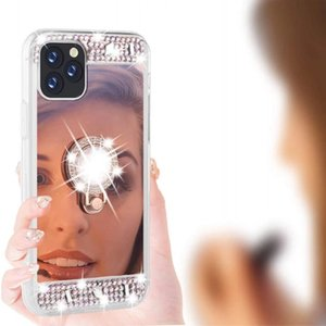 TPU shiny diamond anti-drop explosion-proof phone case, suitable for iPhone 12 Pro Max 6 7 8 Plus 11 Pro Max SE 2020