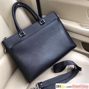 New fashion handbag designer top luxury leather high-end atmosphere and noble temperament men s single shoulder bag NB:7101-1 2