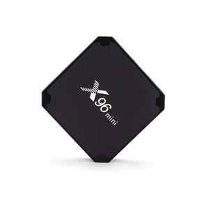 TV kutusu x96 mini android 7.1 TV kutusu amlogik s905w fabrika doğrudan toptan