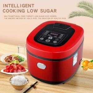Fogão de arroz multicooker 5L 11 em 1 inteligente de-açúcar multi cozinha elétrica de arroz elétrico sopa de vapor cooking machine1