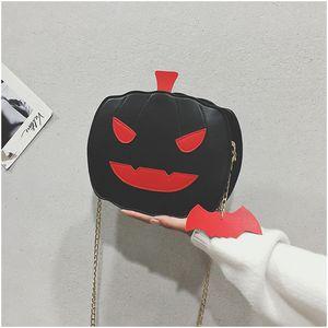 Halloween Pumpkin Cute Unisex Bag Shoulder Bags Fashion Handbags Crossbody Bags New Arrival Popular In Stock Cheap Top Rank Party