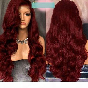 Affordable sexy #99J 100% unprocessed raw virgin remy human hair long burg big curly aaa full lace cap wig for women