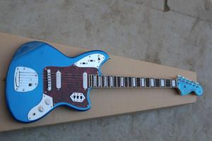2014 Новое прибытие + бесплатная доставка + завод + Namm гитара Показать FD-й Jaguar Vintage Special MG65-VSP 600 электрогитара Jaguar
