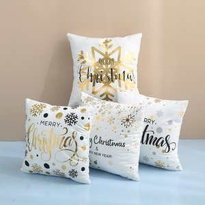 series Gilt letter pillow cover 2020 new home sofa cushion cover