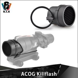 ACOG을 부어 파괴 드 ACOG Killflash 4X32 ACOG 1x32 couvercle 드 보호 드 portée dispositif 안티 reflet 플래시