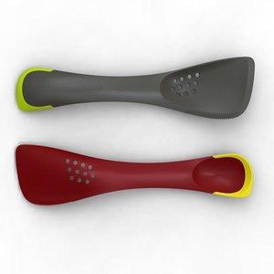 5 em 1 cozinha Utensílio uni-ferramenta Slotted Colher Sólido Spatula Turner Slicer Cozinha Utensílios de Cozinha Ferramentas HH9-3718