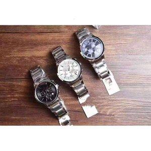 Чжи Мани мужские часы AR2434 Кварцевый бизнес мужские функциональные часы