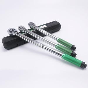 Predefinido Torque Wrench Ratchet Chave ajustável Torquímetro Mão Spanner ferramenta multi escalas de preço para 1pc
