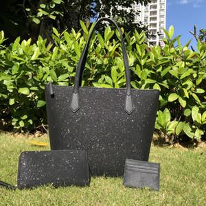 luxury designers bags women full larger glitter crossbody+wallets+card holder sets Vintage glitter family shoulder bag purses handbag