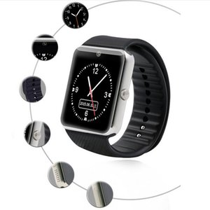 GT08 Bluetooth Smart Watch with SIM Card Slot Android Watchs for Sam sung and phone Smartphone Bracelet Smartwatch