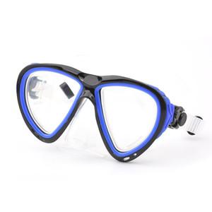 Adult diving diving mask professional anti fog glasses swimming glasses submarine Sunglasses Tuba glasses diving equipment