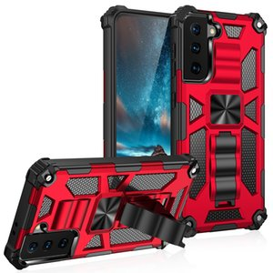 New Arrivals Kickstand Case for Samsung S21 S21plus S30 PLUS A02S A12 A32 5G S20FE Armor Cover Shockproof Case