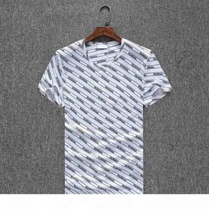 EYES Mens Designer T-shirts Luxury New Brand Designer Short Sleeves Fashion Printed Tops Casual Clothes 2020 Summer 6 Colors M-3XL