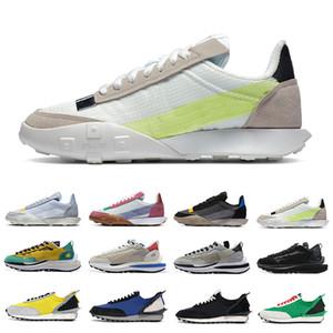 나이키 sacai ldv waffle racer 2x vaporwaffle mens running shoes fashion undercover x daybreak black solar ghost summit white men women sports sneakers