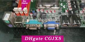 Original Dual Path Servidor Motherboard Z8na -D6 Suporte 1366Pins Xeon E5500 e E5600 Seris