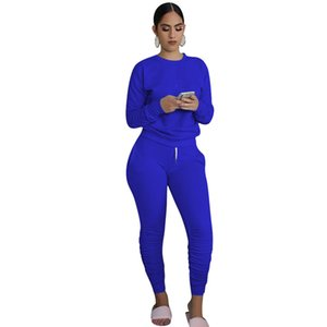 Womens Tracksuit Sexy Fitness Casual 2 Piece Set Tracksuit Women Striped Cropped Tops And Pants Jogger Two Piece Outfits