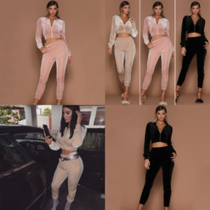 x5Dte INITIALDREAM tracksuit Set fashion Women's Tracksuit TwoFloral sexy, Halter Crop Top Legging women's