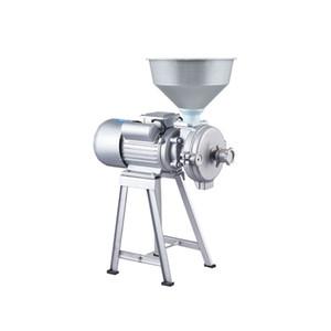Venta Máquina de refinación con húmedo y seco eléctrico Peanut Millinder Molinillo para el hogar para frijoles Tofu Sésamo Salsa Chili Harina de maíz Refiner