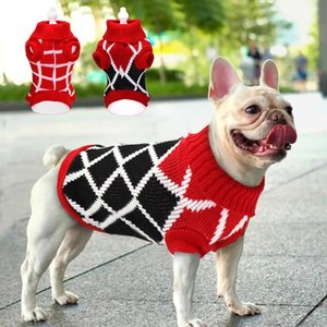 Pet Dog Winter Warm Jumper Sweater Dog Puppy Clothes For Small Medium Dogs Cats Chihuahua Ropa Para Per sqcBZr