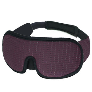 Blocking Light Sleeping Eye Mask Soft Padded Travel Shade Cover Rest Relax Sleeping Blindfold Eye Cover Sleep Mask Eyepatch plus