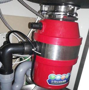 370W / 560W цена завода отходов измельчителей утилизация кухонный мусор дробилка стали Grinder материала нержавеющей