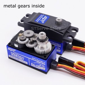 SPT 12kg Metal Gear Standard Body Profile basse Profil Digore Servo RC Drift de voiture RC Robot Robot Arduino
