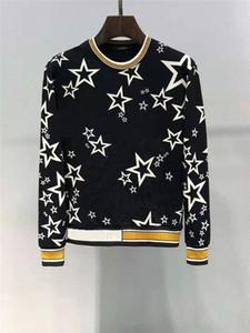 Mens de hoode Sweat Sweat Sweat Star Star Star Style Imprimer Style de mode pour hommes Femmes Marque Sweat à capuche lâche Tops de luxe Tops à capuche Q47L #