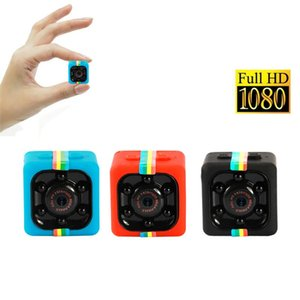 Mini Camera SQ11 1080P Sport DV Mini Infrared Night Vision Monitor Concealed Micro Camera Car DV Digital Video Recorder