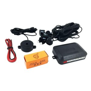 No Display Smartour Parking Location Car Auto Parktronic with 4 Sensor Reverse Ultrasonic Fit All Cars