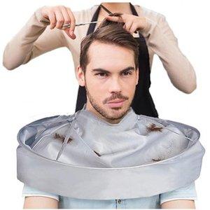 Резка DIY волос плащ зонтик Cape салон Парикмахерская резка плащ Wrap Главных Парикмахерское Cape крышка Ткань Фартук волосы