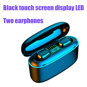 G5s- Headset TWS wireless Bluetooth mini headset IPX 7 business impenetrable sports headset for Xiaomi Huawei and iPhone