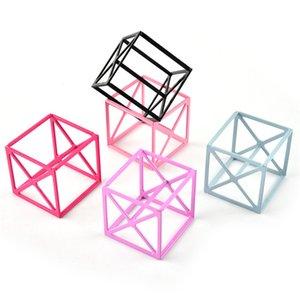 Rubik's Cube Puff Stand Stand Goutlet Cosmétique Cosmétique Storage Beauté Maquillage Porte-œufs Séchage de rack Sponge Maquillage Maquillage Outil de maquillage