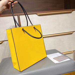 Новая Tote Роскошные Ретро 3А Горячие Продажи Классический Бренд 29см * 28см Черная Кормальная сумка Кожаная Большая Емкость Высококачественная сумка Женщина Дам