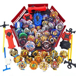 Top Set Launchers Beyblade GT Burst Toy Blade Blades Metal Bayblade Bables Top bey blade for Kids 201014
