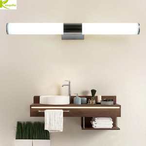 Wall Lamp 12W 16W 22W 85-265V Led Mirror Light Waterproof LED Tube Modern Acrylic Wall Light Bathroom Home Indoor Lighting