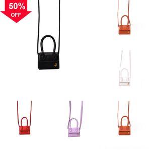 Fashion bag Multi pochette mini leather handbag accessoires purses Women JACQUEMS favorite mini pochetteaccessories crossbody handbags shoul