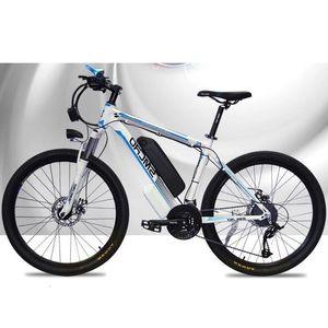 2019 C6 Hot 350W 48V Aluminum Alloy electric bicycle EBike LCD digital display