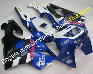 Kit per il corpo per Kawasaki ZX6R 94 95 96 97 ZX-6R ZX 6R 636 ZX636 1994 1995 1996 1997 Multicolor Motorcycle ABS Bodywork carenatura