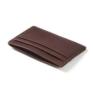 Titolare della carta Titolare Mens carta del supporto chiave del sacchetto della carta di cuoio Borse titolari scattante serpente portamonete 15-2pcs Piccolo Portafogli della borsa della moneta