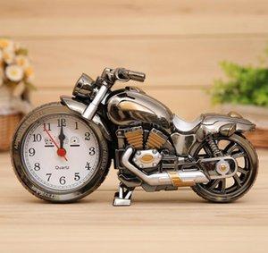 Motosiklet Kuvars Çalar Saat Serin Motosiklet Çalar Saat Yaratıcı Masa Masa Saati Ev Doğum Günü Jlljhw Lucky2005