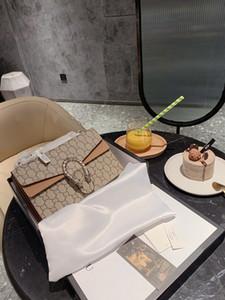 4A Créateur de qualité Sac à bandoulière de luxe de luxe Mode Messenger sac de haute qualité en cuir de haute qualité décoration en daim Bacchus sac B9