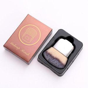 Multi-Functional Makeup Brush Powder Blush Brush Foundation Boxed Liquid Foundation